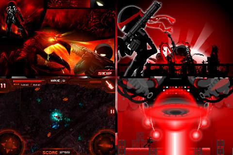 Скриншот Герои 9 экшенов на Айфон