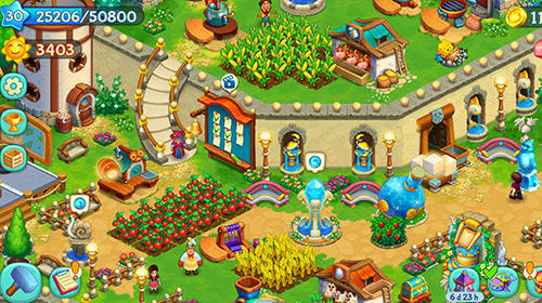 Arcade Decurse: A new magic farming game für das Smartphone