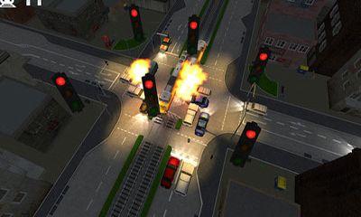 TrafficVille 3Dcapturas de pantalla