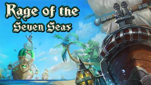 Rage of the seven seas icône