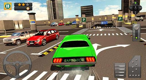 Simuladores Multi-storey car parking 3D para smartphone