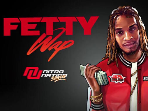 Иконка Fetty Wap: Nitro nation stories