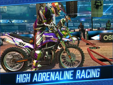 摩托车越野赛为iPhone