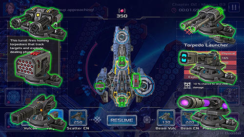 Strategie: Lade Kriegsschiff Einsamer Wolf: Kosmische Turmabwehr auf dein Handy herunter