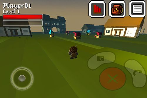 Screenshot Cubeventure auf dem iPhone