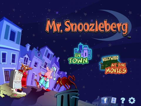 logo Mr Snoozleberg