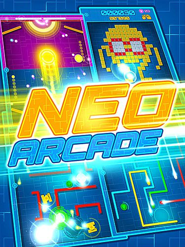 Screenshot Neo Arcade auf dem iPhone