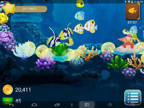 Simulator-Spiele Splash: Underwater sanctuary für das Smartphone