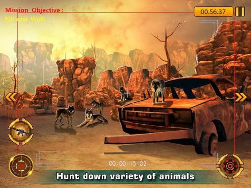 Jagd Hunter 3D auf Deutsch