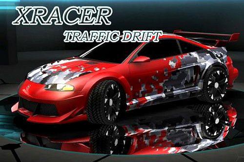 logo X Racer: Verkehrsdrift