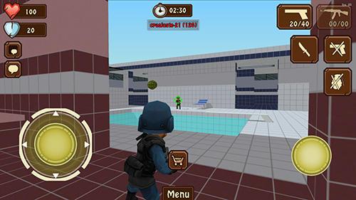 Ministrike screenshot 1