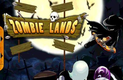 logo Las tierras de zombies