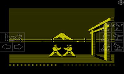 Karateka Classic auf Deutsch