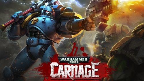 logo Warhammer 40 000: Carnage