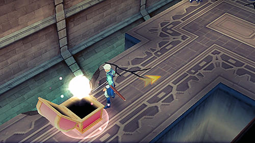 Tales of the rays para Android