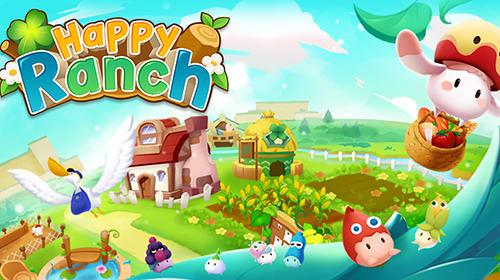 标志Happy ranch