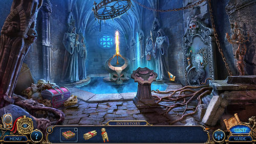 Adventure Mystery of the ancients: Mud water creek for smartphone