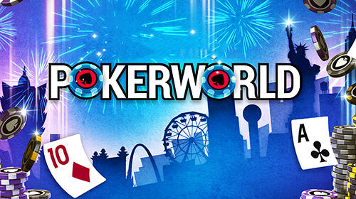 Poker world: Offline texas holdem скриншот 1