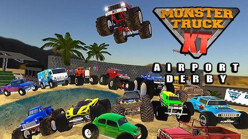 logo Monster Truck XT: Flughafen Derby
