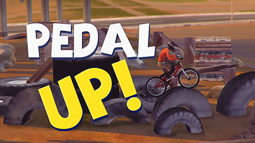 Pedal up! screenshot 1