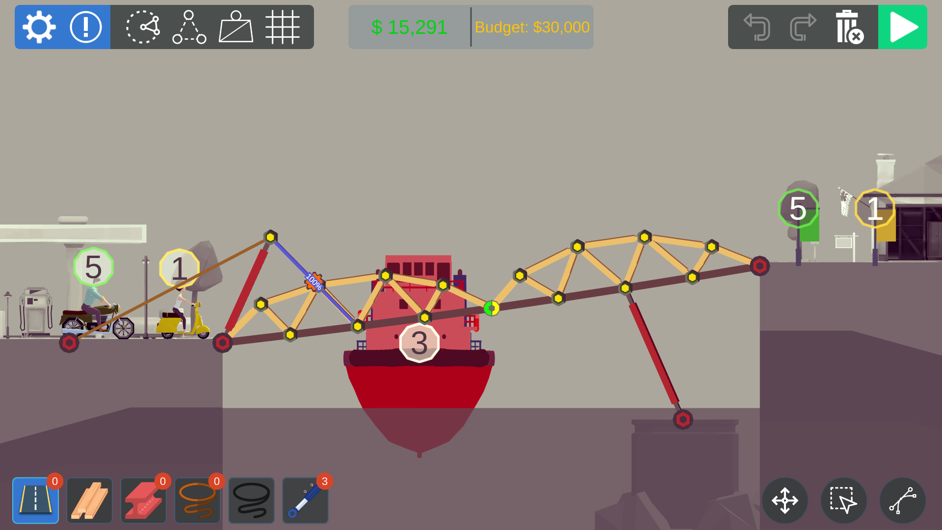 Bad Bridge for Android