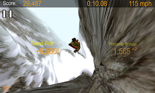 Wingsuit: Proximity project para Android