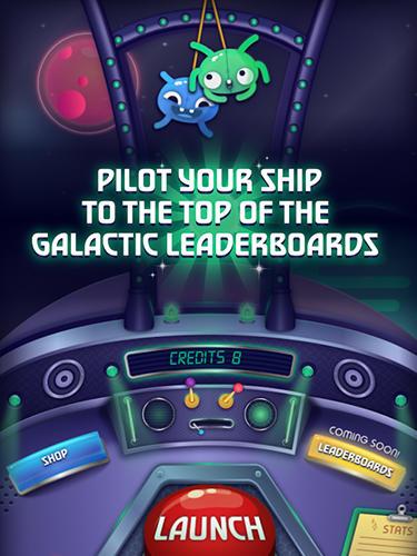 Arcade-Spiele Pinball cadet für das Smartphone