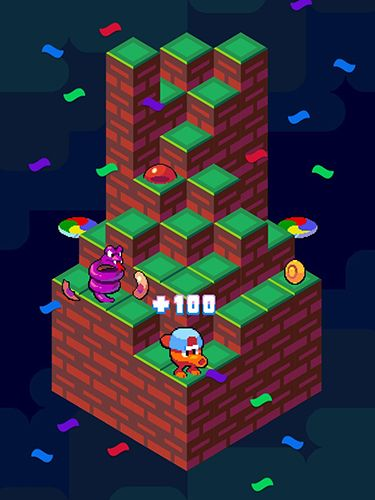 Qbert for iPhone for free