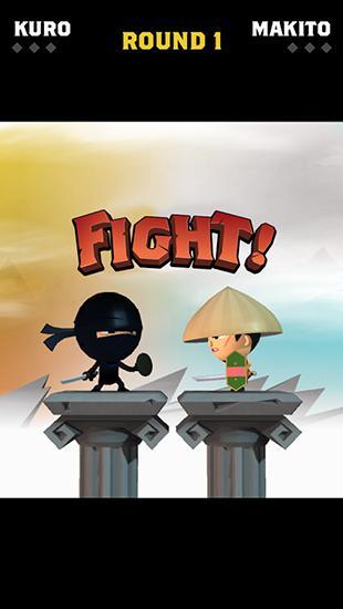 Juegos de arcade World of warriors: Duel para teléfono inteligente