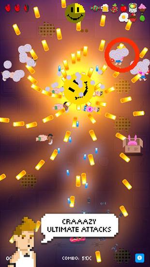 Arcade-Spiele: Lade Sternschnuppen auf dein Handy herunter