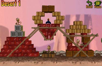 猴子邦戈为iPhone
