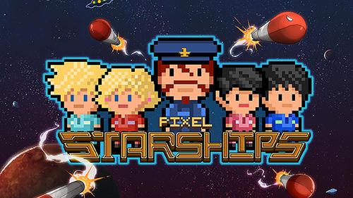 Pixel starships captura de pantalla 1