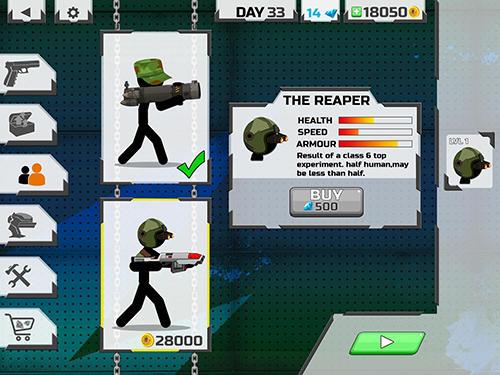 Stickman maverick: Bad boys killer screenshot 1