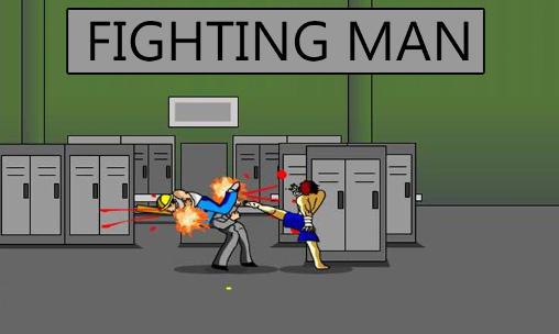 Fighting man icono