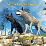 Wolves of the forest Symbol