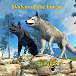 アイコン Wolves of the forest