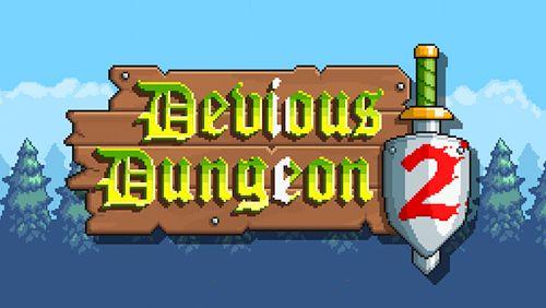 logo Devious dungeon 2