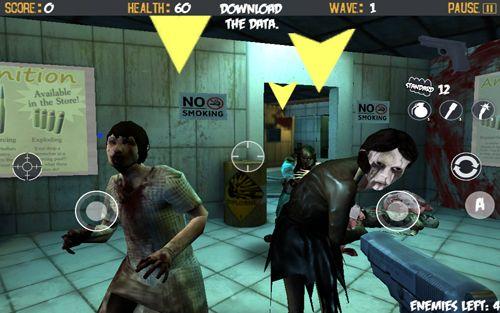 Screenshot Dead corps on iPhone