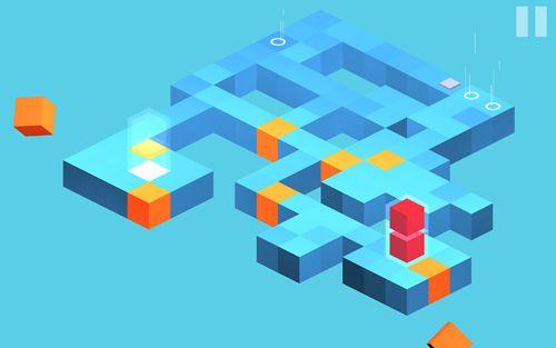Arcade-Spiele: Lade Cube: Crux auf dein Handy herunter