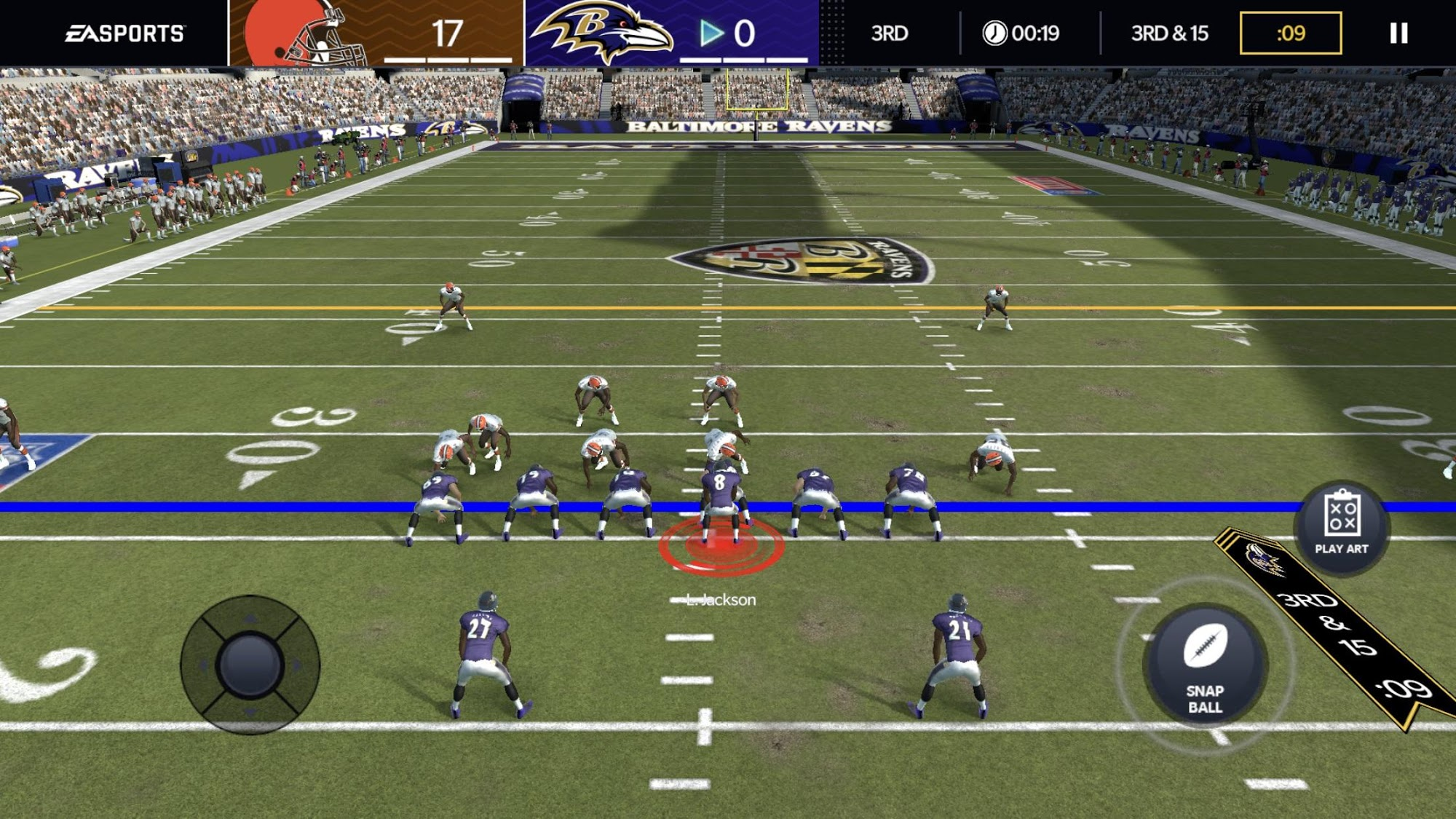 Madden NFL 21 Mobile Football für Android