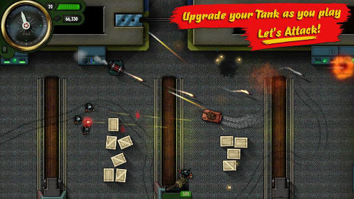 iBomber attack Screenshot