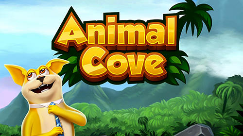 Animal cove: Solve puzzles and customize your island Screenshot