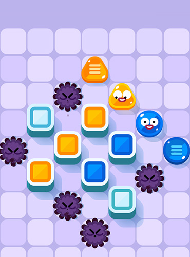 Soap dodgem: Bubble puzzle für Android