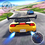 Real road racing: Highway speed chasing game icon