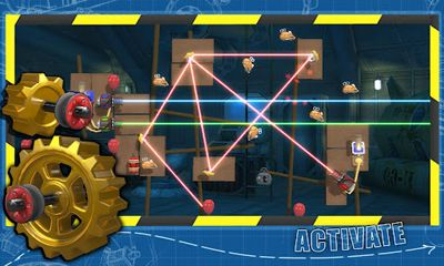 Physics games Crazy Machines GoldenGears THD in English