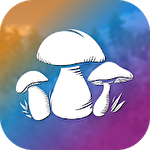 Real mushroom hunting simulator 3D Symbol