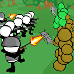 Stickman gun battle simulator Symbol