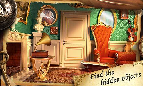 Escape: Mansion of puzzles auf Deutsch