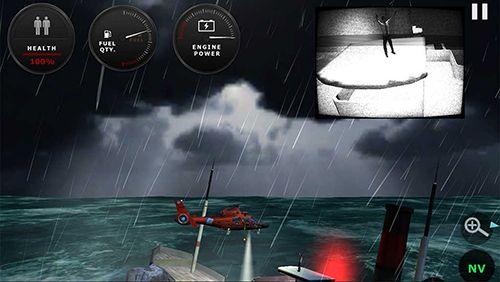 Simulator-Spiele: Lade Hubschraubheld auf dein Handy herunter