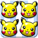 Иконка Pokemon shuffle mobile